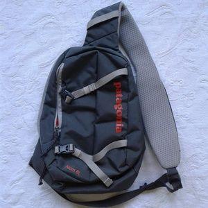 Patagonia Atom Sling Bag Gray Crossbody Backpack